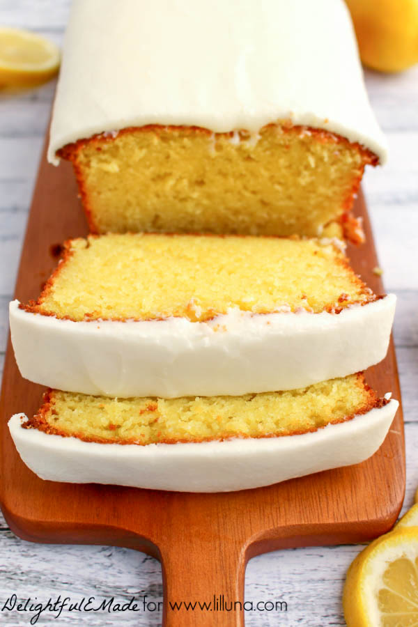 Starbucks Lemon Loaf | The BEST Lemon Desserts ever. | Lemon Recipes you will love.