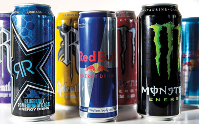 Energy Drinks Are Apparently Eating People's Tongues