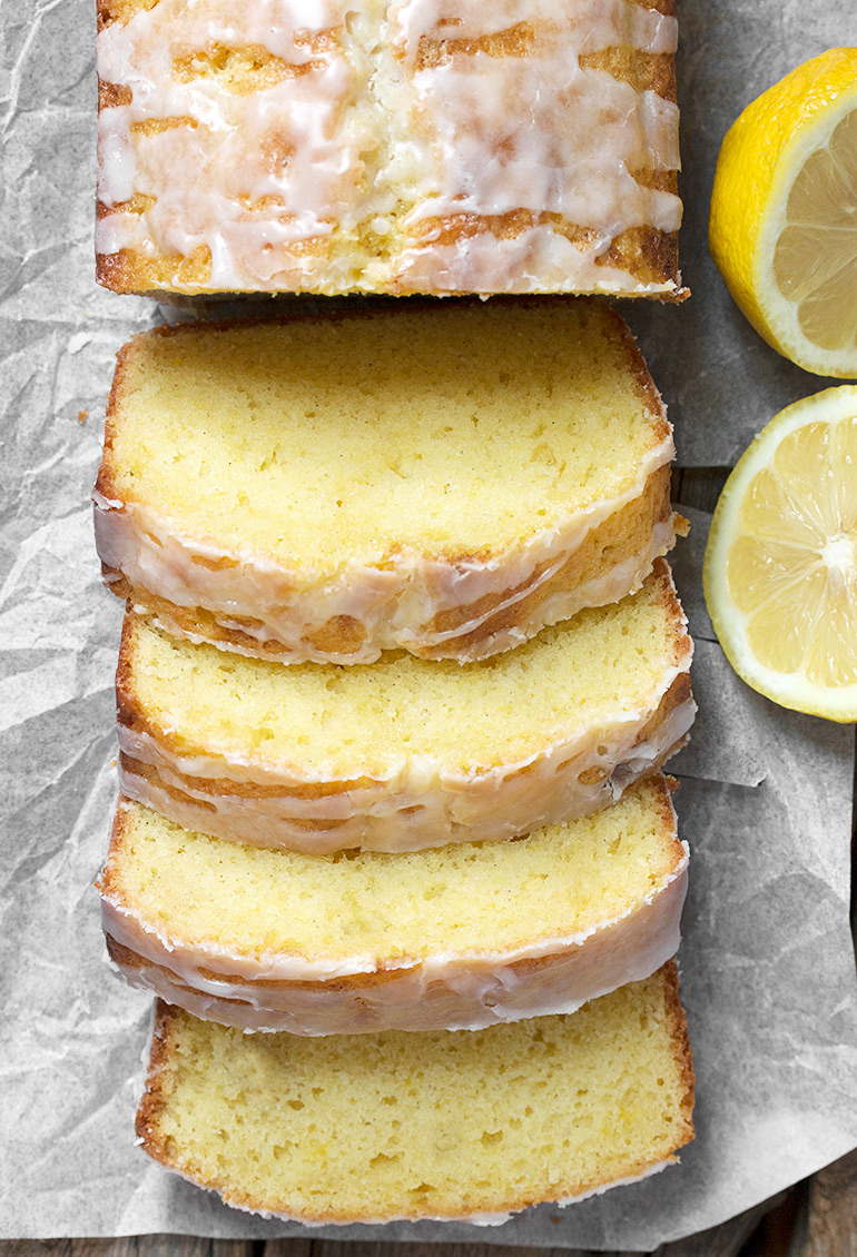 Lemon Poundcake - The BEST Lemon Desserts ever. | Lemon Recipes you will love.