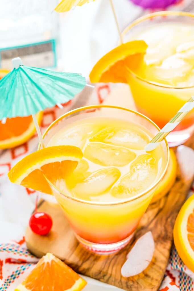Tequila Sunrise drink recipe - 15 of the Best Tequila Cocktails