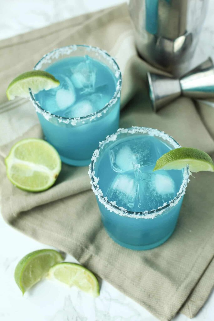 Blue Margarita recipe - The Best Tequila Cocktails
