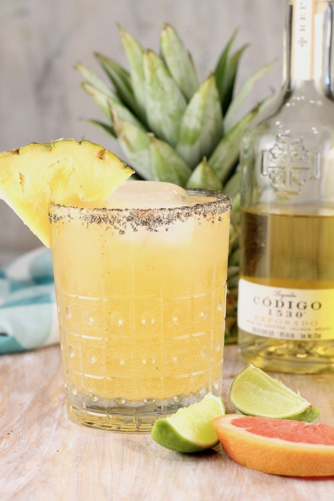 Pineapple Paloma - The Best Tequila Cocktails