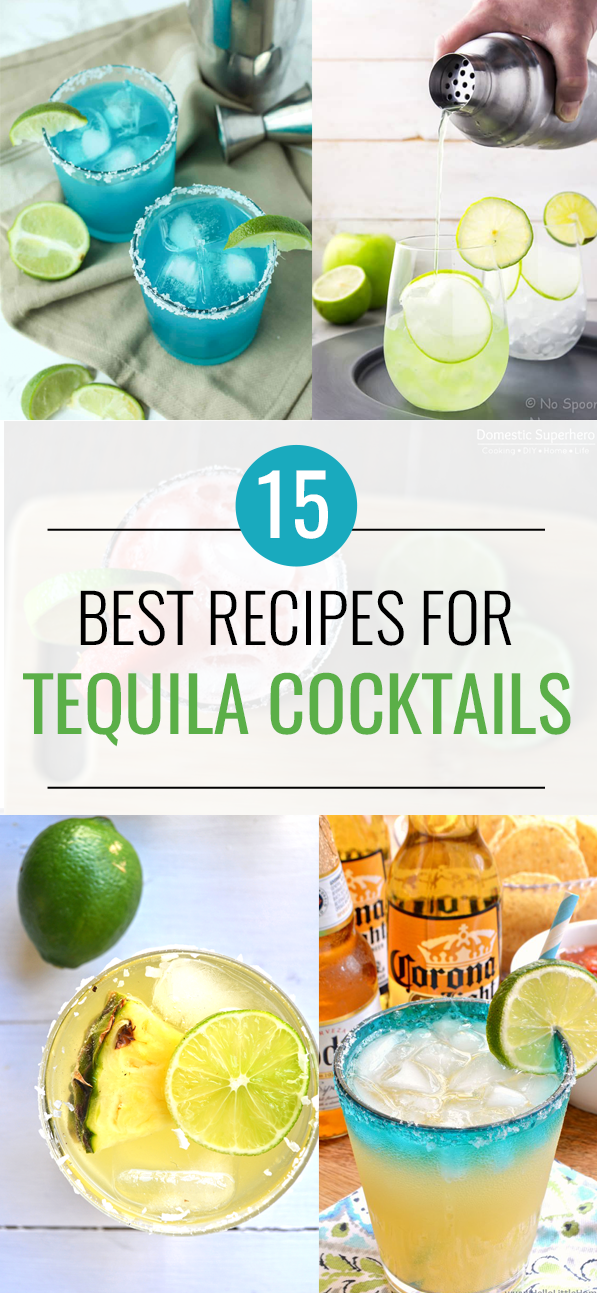 The Best Tequila Cocktails
