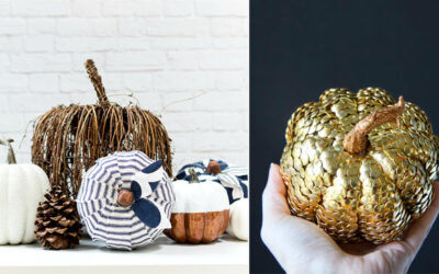 20 Dollar Tree Fall Decor DIY Ideas