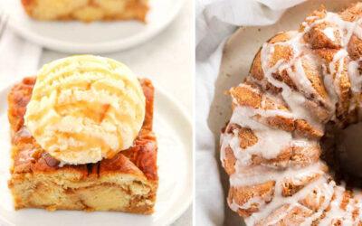 19 Yummy Pumpkin Desserts