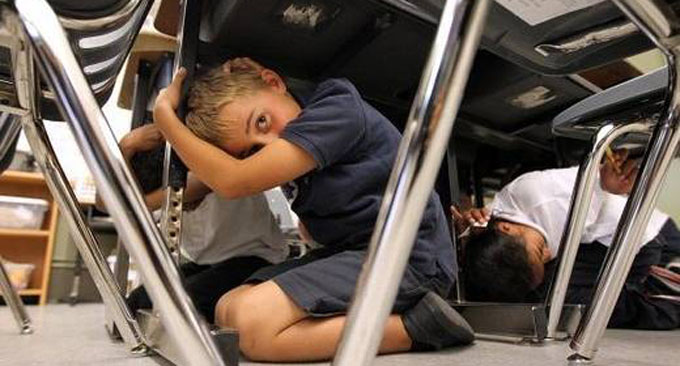 What Child Psychologists Want All Parents to Know about Active Shooter Drills