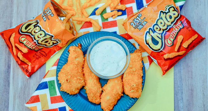 Cheetos Chicken