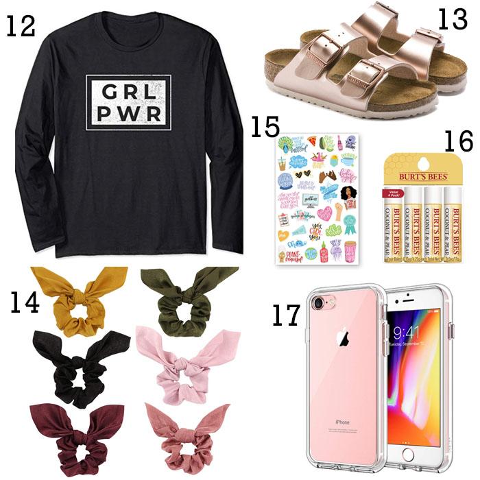 The VSCO Girl Ultimate Gift Guide