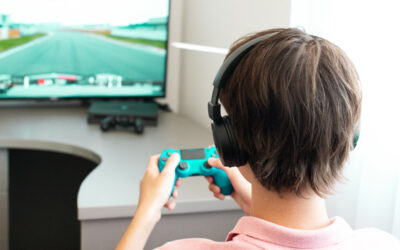 Is My Kid Addicted To Video Games?