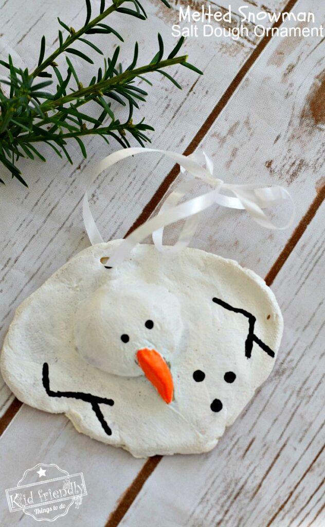 Best DIY Salt Dough Ornaments