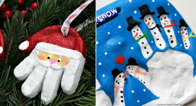 13 Best DIY Salt Dough Ornaments