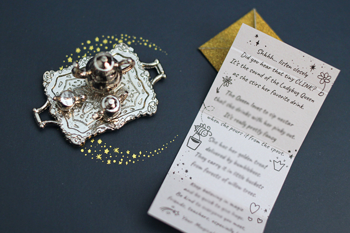 Tooth Fairy Tradition - Hold The Magic Tooth Fairy Kit