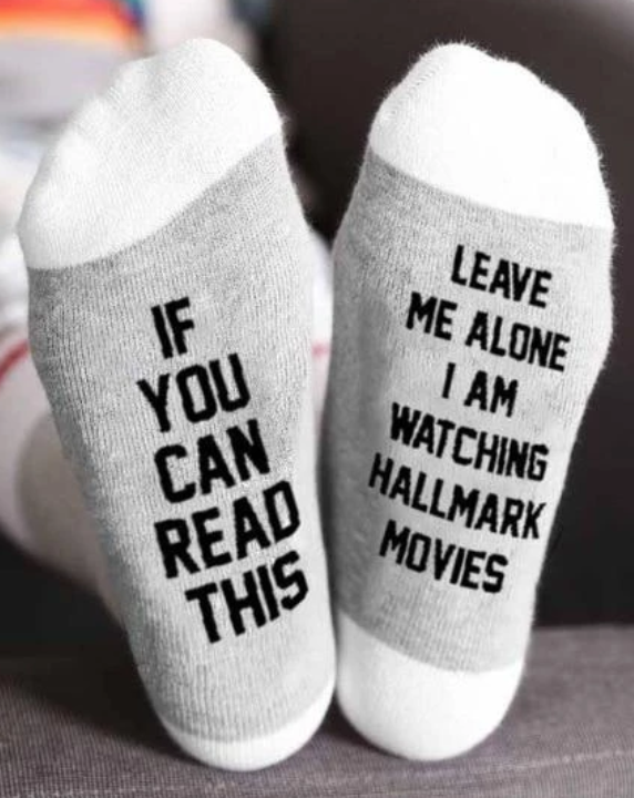 Hallmark Movie Socks