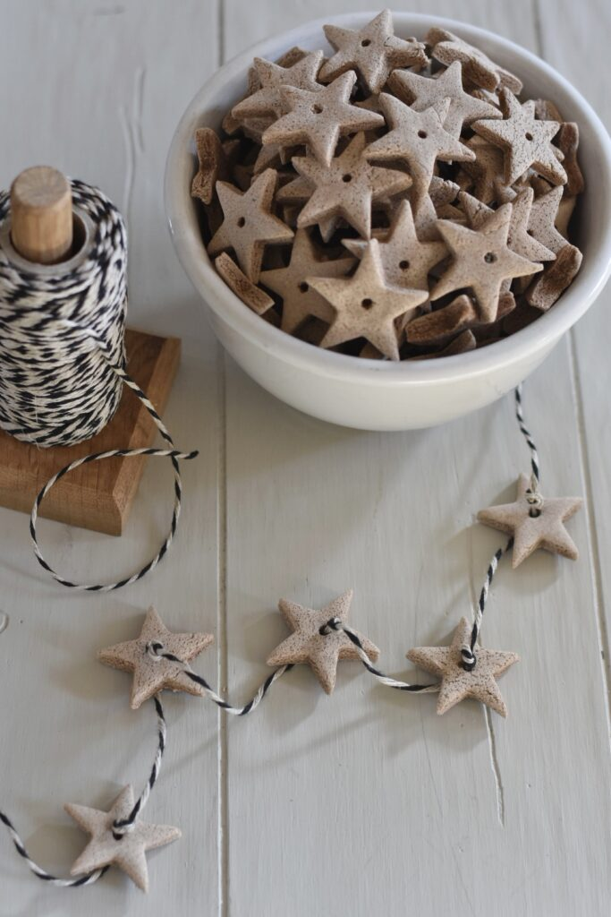 Cinnamon Salt Dough Ornaments - Best DIY Salt Dough Ornaments