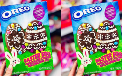 Oreo Easter Egg Chocolate Cookie Decorating Kit