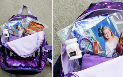 How To Make An Emergency Kit for Kids