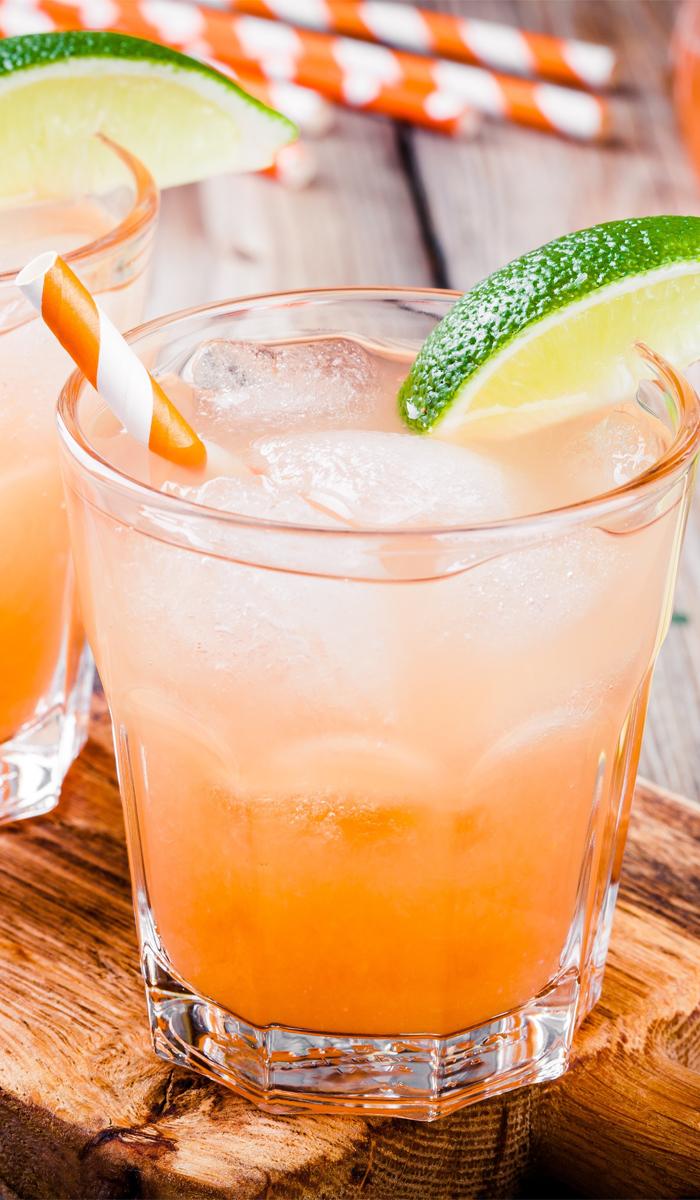 Mimosa Margarita
