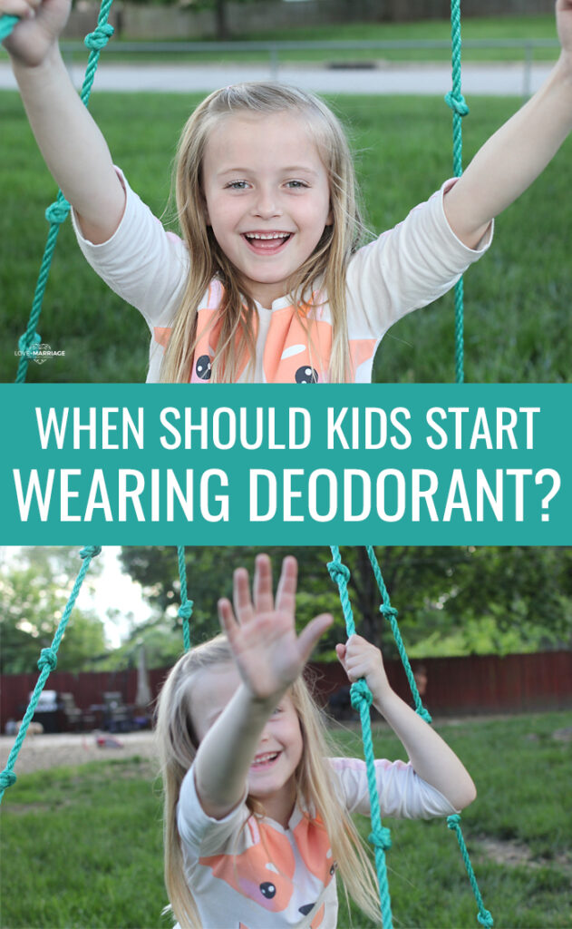 When Should Kids Start Using Deodorant? | Deodorant for Kids | Kids Deodorant | Starling Birthday Cake Deodorant | Kids Deodorant Natural