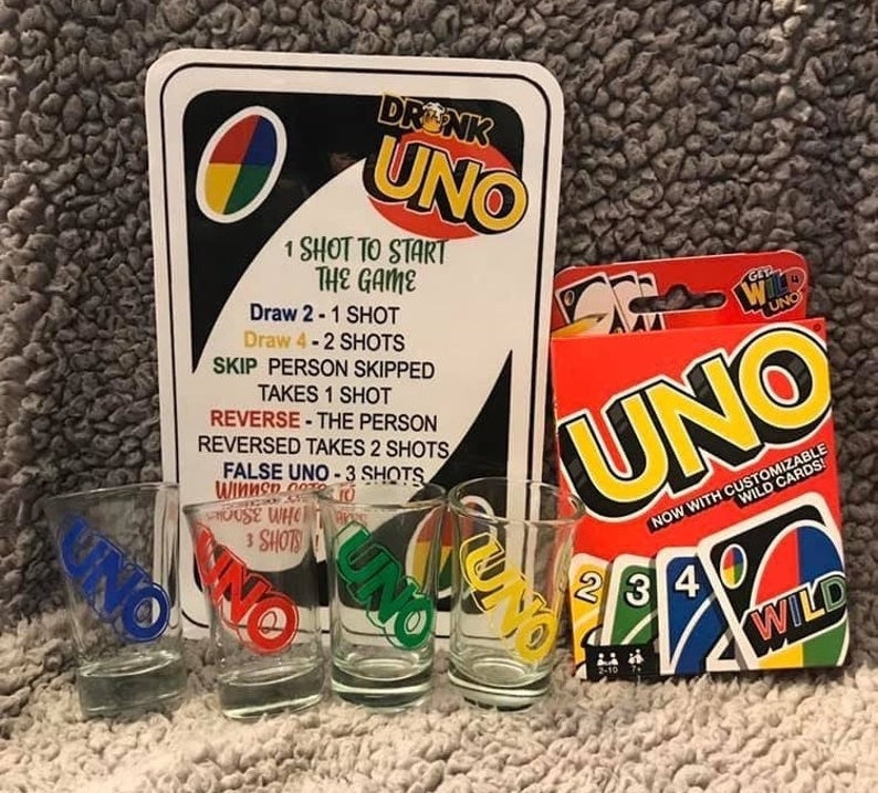 drunk uno