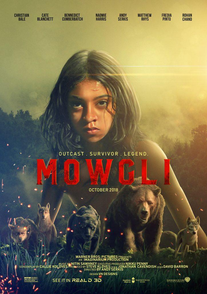 Mowgli - 27 Netflix Movies Based on Children's Books