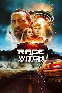 race to witch mountain - 27 Netflix Movies Based on Children's Books