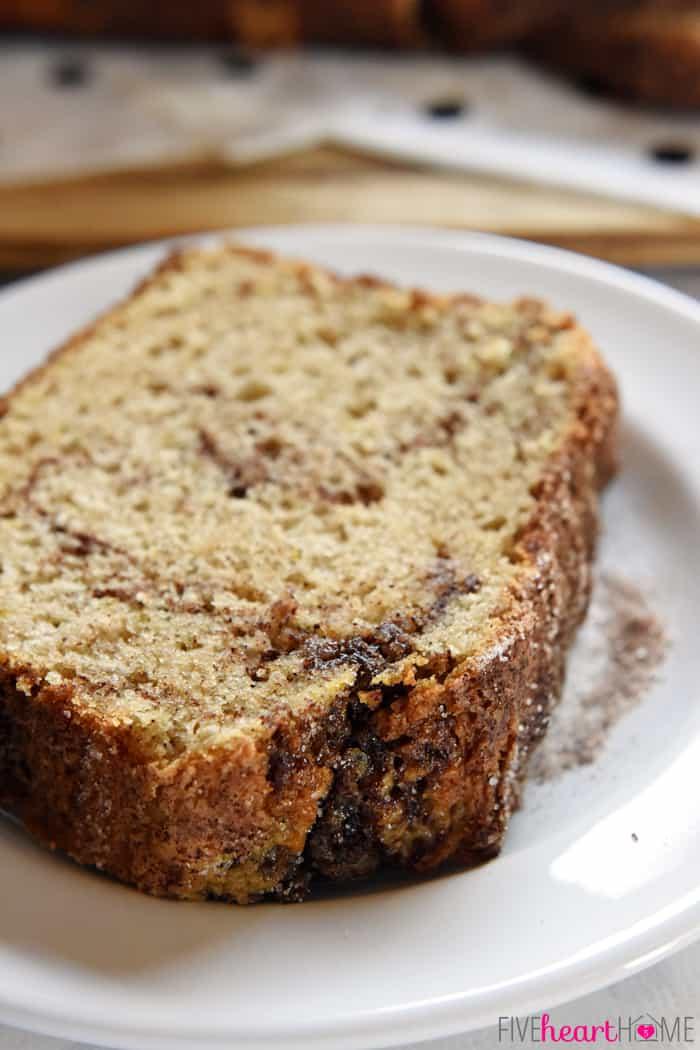 quick cinnamon bread