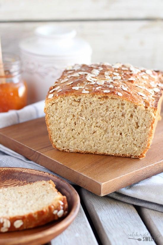 Honey Oak Quick bread recipe