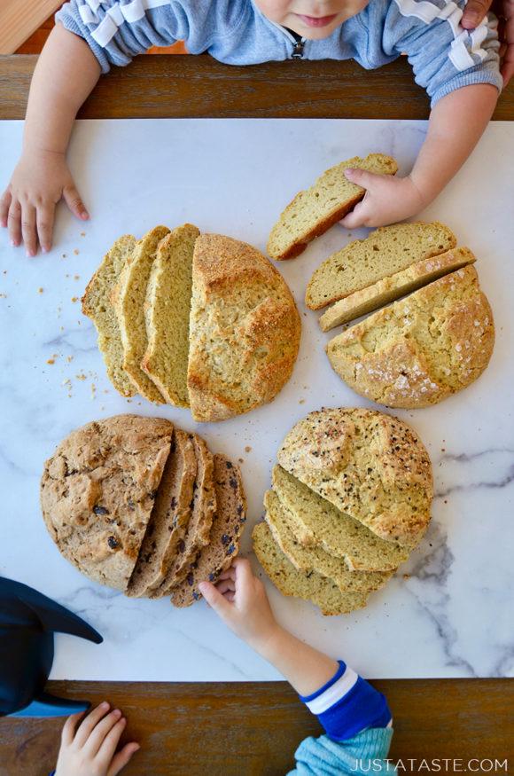 no-yeast soda bread