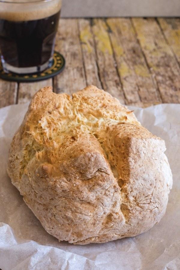 No yeast Irish soda bread