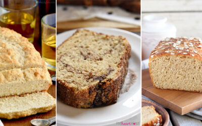 10 Mouthwatering No Yeast Bread Recipes