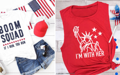10 Fun 4th of July Shirts