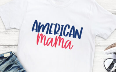 American Mama 4th Of July Shirt