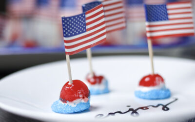 Star Spangled Cherry Bombs