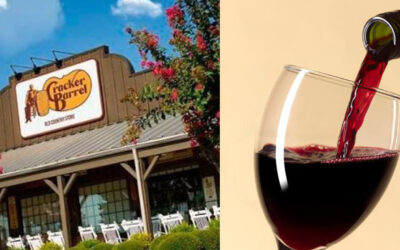 Cracker Barrel Is Adding Beer and Wine To The Menu