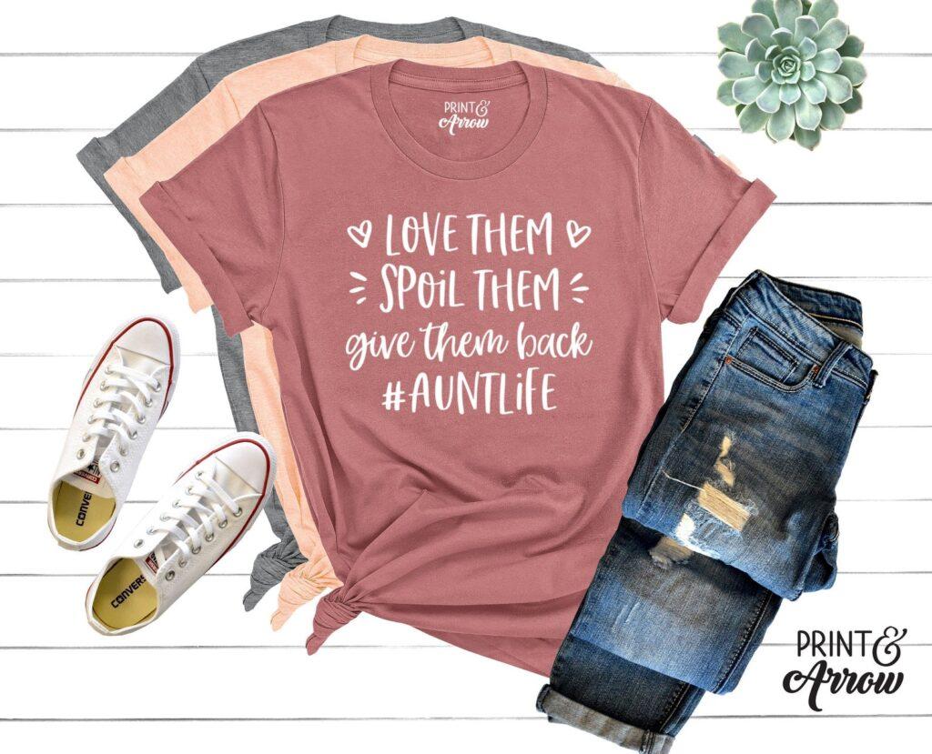 Cute Aunt Shirt