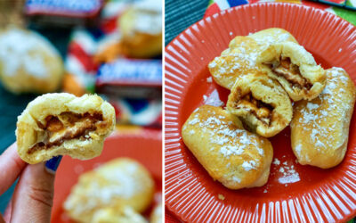 Deep Fried Snickers