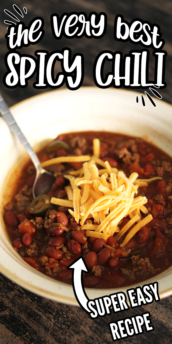 The Best Spicy Chili Recipe