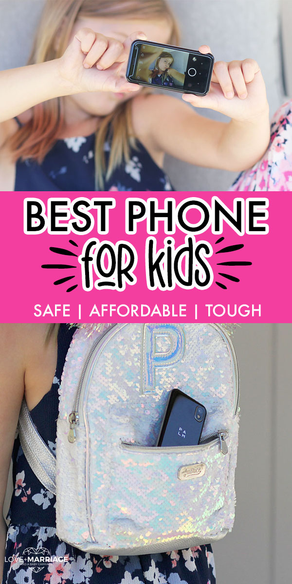 The Coolest Introductory Cell Phone for Kids - Best Cell Phone for Kids