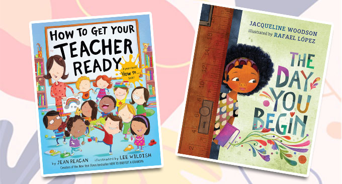 15 Back To School Books To Ease Kids Worry