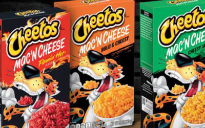 Cheetos Mac & Cheese Is Coming To Stores