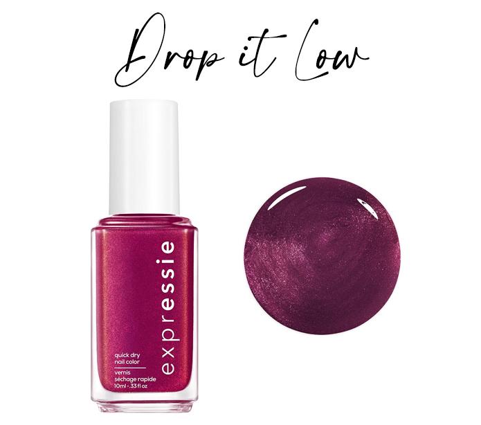 Essie Drop It Low - My Favorite Fall Nail Polish Colors