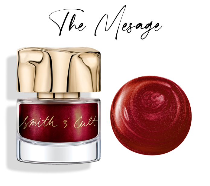 Smith & Cult The Message - My Favorite Fall Nail Polish Colors