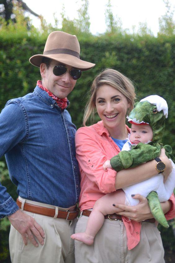 Fun Family Costume - Jurassic Park Costume