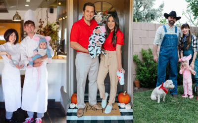 20 Family Halloween Costumes