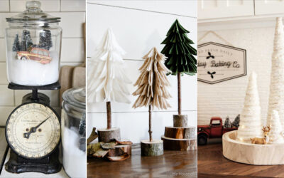 Joanna Gaines Christmas Decor