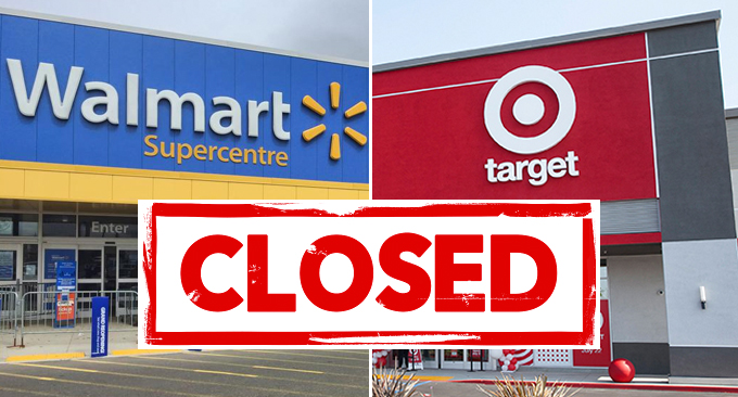 Here Are All The Stores Closed On Thanksgiving