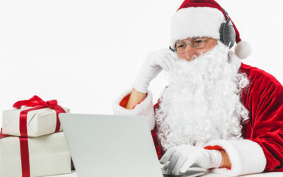 7 Ways To Visit Santa Virtually