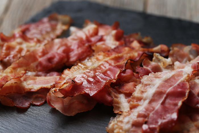 Air Fryer Bacon