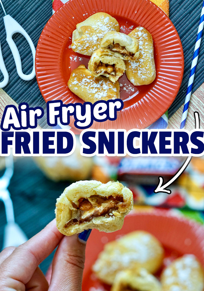 Air Fryer Snickers | Air Fryer Recipes