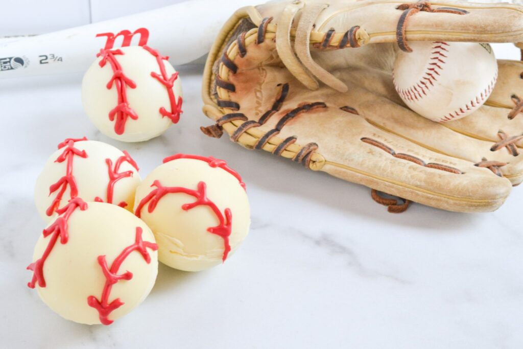 Baseball Hot Cocoa Bombs